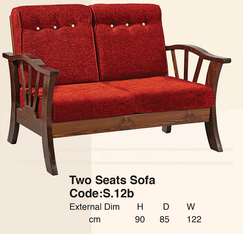 Two Seats Sofa